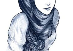 Drawing Of A Hijab Girl 39 Best Hijab Drawing Images Hijab Drawing Drawings Muslim Girls