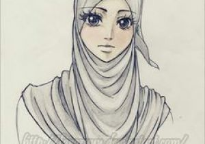 Drawing Of A Hijab Girl Sketches Of Hijab Girls Google Search Sketches Hijab
