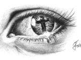 Drawing Of A Man S Eye Eye Tattoo with Cross Reflection Ink I Like Tattoos Tattoo