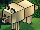 Drawing Of A Minecraft Dog 12 Best Minecraft Wolf Images Minecraft Wolf Bad Wolf Minecraft