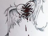 Drawing Of A Ripped Heart 33 Best Broken Heart Art Images Broken Heart Art Heart Broken