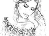 Drawing Of A Thin Girl Die 977 Besten Bilder Von Fashion Illustrations Underwear Drawing