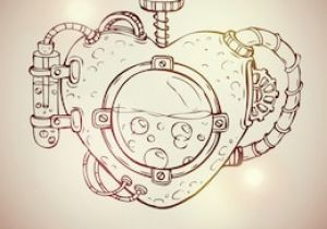 Drawing Of Artificial Heart 500 Robot Heart Pictures Royalty Free Images Stock Photos and