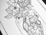 Drawing Of Beach Flower Lily Flowers Drawings Flowers Madonna Lily by Syris Darkness