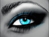 Drawing Of Blue Eye Bright Blue Eyes Bright Blue Eye Anger Beyond Understanding