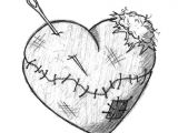 Drawing Of Chained Heart by Ty H Phillips I Ve Always Wanted to Start An Article with Jack