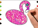 Drawing Of Cute Duck Drawing Coloring Beautiful Duck Kids Learn Color Kids Learn