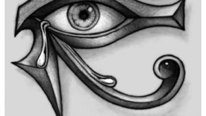Drawing Of Egyptian Eye Crying Eye Of Ra by Hatefueled Deviantart Com On Deviantart