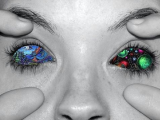 Drawing Of Eyes On Drugs Pin by Karen Espinal On Quotes Pinterest Trippy Psychedelic Art
