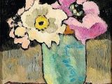 Drawing Of Flower Painting A Blooming Brushwork A Garden and Still Life Flower Paintings