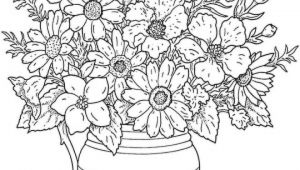 Drawing Of Flowers Colored Fresh Flowers to Color Creditoparataxi Com