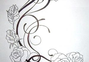 Drawing Of Flowers Tattoo 45 Beautiful Flower Drawings and Realistic Color Pencil Drawings