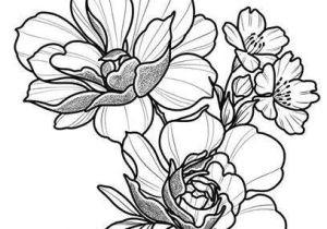 Drawing Of Flowers Tattoo Floral Tattoo Design Drawing Beautifu Simple Flowers Body Art
