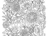 Drawing Of Flowers with Vase Drawing Doodling and Coloring Unique Cool Vases Flower Vase Coloring