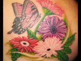 Drawing Of Gerbera Flower Gerbera Daisy Tattoo Designs Gerbera Daisy N butterfly Tattoo