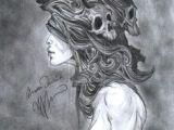 Drawing Of Girl Blowing Smoke Blowning Smoke Weed Tattoo