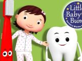 Drawing Of Girl Brushing Teeth Little Baby Bum This is the Way We Brush Our Teeth Nursery