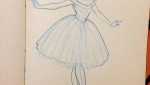 Drawing Of Girl Dancing Dancing Pose Instagram Photo by Nicolegarber2 Drawing People