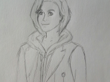 Drawing Of Girl Doctor 13th Doctor Fanart the Thirteenth Doctor Pinterest Fanart and