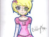 Drawing Of Girl Dreaming Fancy Dreamer Roxy by Bubblegumgore On Deviantart