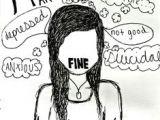 Drawing Of Girl Heart Broken Sad Girl Drawing
