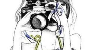 Drawing Of Girl Holding Camera 57 Best Cute Camera Girls Images Pencil Drawings Tumblr Drawings