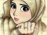 Drawing Of Girl In Hijab 43 Best Hijab Cartoon Images Hijab Cartoon Anime Muslimah Muslim