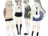 Drawing Of Girl In School Uniform 127 Best Uniforms Images Drawings Anime Art Anime Outfits