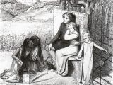 Drawing Of Girl Listening to Music A Drawing by Lizzie Sidall Infernal Muses the Haunted Life Of