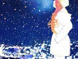 Drawing Of Girl Looking at Sky Hajin Bae She Reminds Me Of Amy Pond Looking Up Into the Night Sky