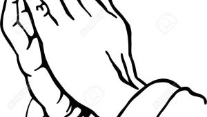 Drawing Of Girl Praying Praying Hands Clipart Stock Photo Picture and Royalty Free Image