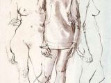 Drawing Of Girl Standing Christopher Volpe S Art Blog Art Gesture Pinterest Art Blog