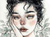 Drawing Of Girl Studying 788 Besten Draw A Bilder Auf Pinterest Sketches Art Sketches Und