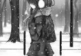 Drawing Of Girl Walking Away Anime Girl Walking Away Alone Art In 2019 Anime Manga Anime Art