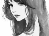 Drawing Of Girl with Brown Hair and Eyes Pin by Adalinda On 3 Pinterest Anime Art Anime and Drawings