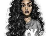 Drawing Of Girl with Curly Hair 67 Best Curly Hair Cartoon Images Curls Curly Hair Problems Hair