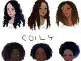 Drawing Of Girl with Curly Hair She S A 3b and Her Hairs Brown Dream Narlena Z Beautiful S