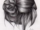 Drawing Of Girl with Messy Bun 30 Drawing Hairstyles Bun Bangs Hairstyles Ideas Walk the Falls