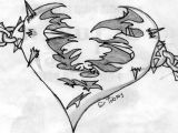 Drawing Of Hands Ripping A Heart Heart Drawings Dr Odd
