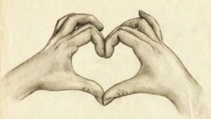 Drawing Of Heart Hands Hands Of Love My Artwork In 2019 Drawings How to Draw Hands