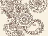Drawing Of Henna Flower More Ideas for My Left Leg Paisley Doodle Pinterest Tattoos