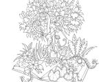 Drawing Of Magical Flower Amazon Com Magical Jungle An Inky Expedition and Coloring Book for