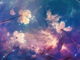 Drawing Of Magical Flower Magical Flowers by Marinamichkina Inspiration Art Anime Scenery