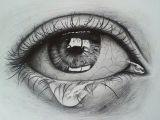 Drawing Of On Eye Crying Eye Sketch Drawing Pinterest Drawings Eye Sketch and