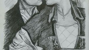 Drawing Of Rose and Jack Jack E Rose Drawings Art Titanic Drawings Titanic Art