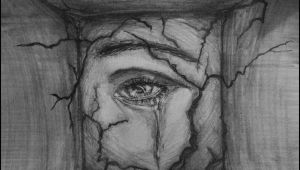 Drawing Of Sad Eye Sad Eye by Paulinac On Deviantart Doodles A In 2019 Pinterest