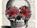 Drawing Of Skull Flowers 65 Best Flower Skull Images In 2019 Candy Skulls Skull Sugar Skull