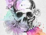 Drawing Of Skull with Flowers 91 Best Floral Skull S Images In 2019 Skull Skull Art Mexican Skulls