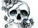 Drawing Of Skulls and Roses 40 Best Skulls and Roses Images Skull Art Skull Tattoos Skulls