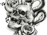 Drawing Of Skulls and Roses 74 Best Skulls N Roses Images Skull Tattoos Drawings Mexican Skulls